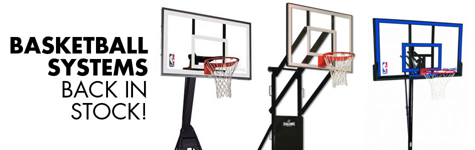basketball systems back in stock