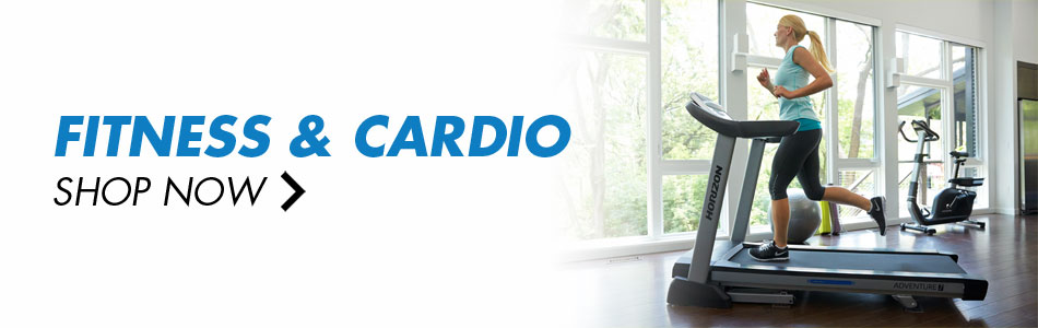 Fitness and cardio - shop now