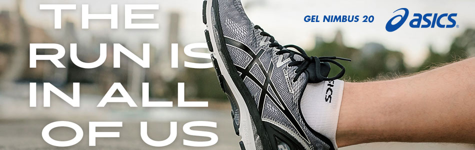 NEW Asics Gel Nimbus 20