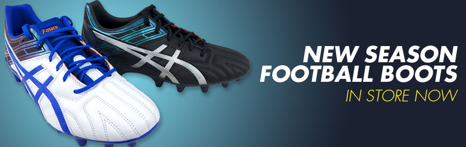 New season football boots instore now