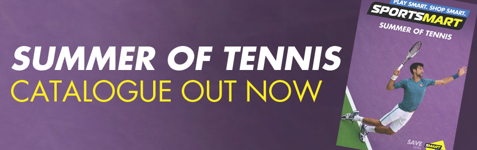 Summer of Tennis catalogue out now