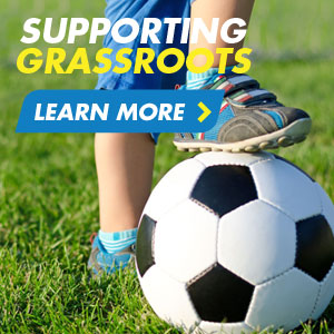 Supporting grassroots in sport