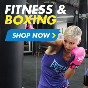 Fitness and boxing - shop now