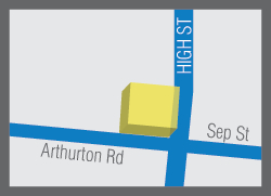 Northcote store location