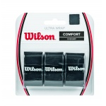 Wilson Ultra Wrap Over Grip - BLACK Wilson Ultra Wrap Over Grip - BLACK