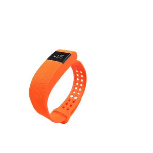 GOTRAK 105 Fitness Tracker - ORANGE