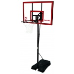 Spalding 44 inch Gametime Portable Basketball System - PRE ORDER DUE AUGUST Spalding 44 inch Gametime Portable Basketball System - PRE ORDER DUE AUGUST