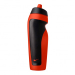 Nike Sport Water Bottle 600ml - BRIGHT CRIMSON/BLACK Nike Sport Water Bottle 600ml - BRIGHT CRIMSON/BLACK