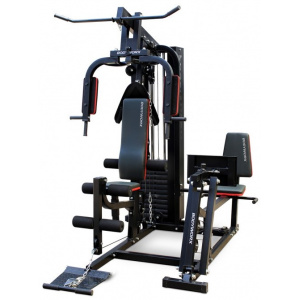 Bodyworx L8000LP 215lb Home Gym with Leg Press