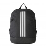 Adidas Power 3 Backpack  - BLACK/WHITE/WHITE Adidas Power 3 Backpack  - BLACK/WHITE/WHITE