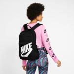Nike Sportswear Elemental Backpack - BLACK/BLACK/WHITE Nike Sportswear Elemental Backpack - BLACK/BLACK/WHITE
