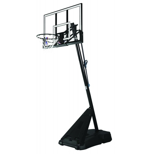 Spalding 54 inch Acrylic Hercules Portable Basketball System