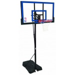 Spalding 48 inch Polycarbonate Game Time Portable Basketball System Spalding 48 inch Polycarbonate Game Time Portable Basketball System