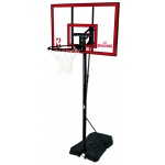 Spalding 44 inch Acrylic Courtside Portable Basketball System Spalding 44 inch Acrylic Courtside Portable Basketball System