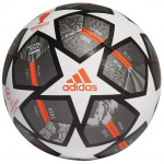 Adidas Finale 21 20th Anniversary UCL Training Ball - White/Iron met./Silver met. Adidas Finale 21 20th Anniversary UCL Training Ball - White/Iron met./Silver met.