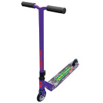 Adrenalin Max 100 Youth Stunt Scooter - PURPLE Adrenalin Max 100 Youth Stunt Scooter - PURPLE