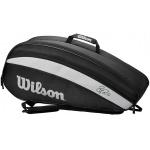 WILSON Federer Team Tennis Bag - 6 Pack WILSON Federer Team Tennis Bag - 6 Pack