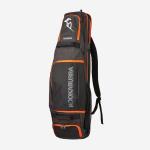 Kookaburra Team Calibre Hockey Bag - Black/Orange Kookaburra Team Calibre Hockey Bag - Black/Orange