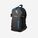 Kookaburra Team Origin Hockey Backpack - Black/Grey/Teal Kookaburra Team Origin Hockey Backpack - Black/Grey/Teal