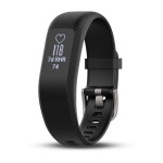 Garmin Vivosmart 3 LARGE Fitness Activity Tracker - BLACK Garmin Vivosmart 3 LARGE Fitness Activity Tracker - BLACK
