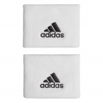 Adidas Tennis Wristband Small- White/Black Adidas Tennis Wristband Small- White/Black