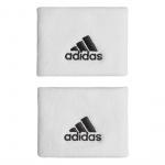 Adidas Tennis Wristband Small- White/Black Adidas Tennis Wristband Small- White/Black