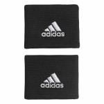 Adidas Tennis Wristband Small- Black/White Adidas Tennis Wristband Small- Black/White