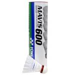 Yonex Mavis 600 Fast Shuttlecocks - White Yonex Mavis 600 Fast Shuttlecocks - White