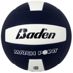 BADEN Matchpoint Volleyball - Navy/White BADEN Matchpoint Volleyball - Navy/White