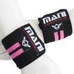 MANI Wrist Supports - 14 inch PINK MANI Wrist Supports - 14 inch PINK