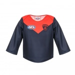 Burley Melbourne Demons AFL Infants Long Sleeve Replica Guernsey - (SIZE 2) Burley Melbourne Demons AFL Infants Long Sleeve Replica Guernsey - (SIZE 2)