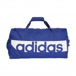 Adidas Linear Performance Medium Duffel Bag - MYSTERY INK Adidas Linear Performance Medium Duffel Bag - MYSTERY INK