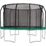 Action Gold Series 14ft Round Trampoline with Enclosure Action Gold Series 14ft Round Trampoline with Enclosure