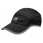 New Balance 5 Panel Performance Running Cap - BLACK New Balance 5 Panel Performance Running Cap - BLACK