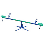 ACTION Rotating Seesaw