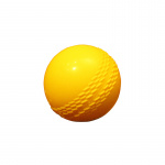 Alliance Poly Small Yellow Cricket Ball Alliance Poly Small Yellow Cricket Ball
