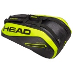 Head Tour Team Extreme 9R Supercombi Tennis Bag - YELLOW/BLACK Head Tour Team Extreme 9R Supercombi Tennis Bag - YELLOW/BLACK