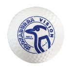 Kookaburra Dimple Vision Hockey Ball - WHITE Kookaburra Dimple Vision Hockey Ball - WHITE