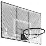 Spalding 48 inch Industrial Acrylic Basketball Backboard Combo Spalding 48 inch Industrial Acrylic Basketball Backboard Combo