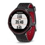 Garmin Forerunner 235 GPS Heart Rate Monitor - Black/Red Garmin Forerunner 235 GPS Heart Rate Monitor - Black/Red