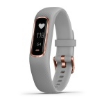 Garmin VIVOSMART 4 Activity Tracker - Grey/Rose Gold Garmin VIVOSMART 4 Activity Tracker - Grey/Rose Gold