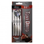 Formula Tony David 80% Tungsten Darts - 22G Formula Tony David 80% Tungsten Darts - 22G