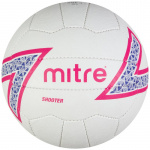 Mitre Shooter Netball - WHIT/PINK/PURPLE Mitre Shooter Netball - WHIT/PINK/PURPLE