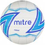 Mitre Pursue Netball - WHITE/BLUE Mitre Pursue Netball - WHITE/BLUE