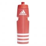 Adidas PERFORMANCE 750ml Water Bottle - Scarlet/White/White Adidas PERFORMANCE 750ml Water Bottle - Scarlet/White/White