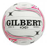 Gilbert EXO Training Netball - WHITE Gilbert EXO Training Netball - WHITE