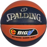 Spalding TF-1000 Legacy BIG V Official Game Ball - Size 7 Spalding TF-1000 Legacy BIG V Official Game Ball - Size 7