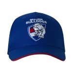 Playcorp Western Bulldogs AFL Club Cap Playcorp Western Bulldogs AFL Club Cap
