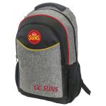 Burley Gold Coast Suns AFL Stealth Backpack Burley Gold Coast Suns AFL Stealth Backpack