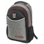 Burley ST.Kilda Saints AFL Stealth Backpack Burley ST.Kilda Saints AFL Stealth Backpack